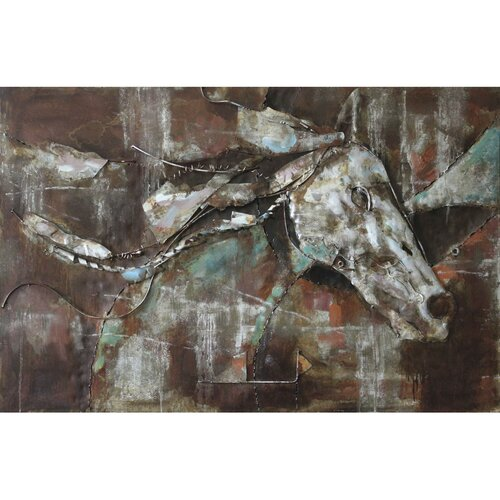 Yosemite Home Decor Stella's Steed Original Painting