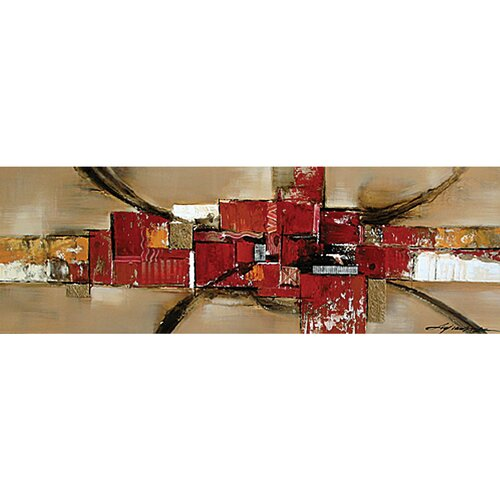 Contemporary & Abstract Art It's Complicated I Original Painting on Canvas