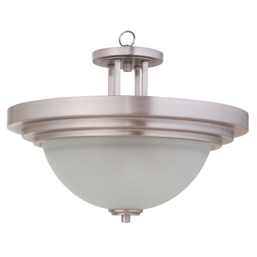 Aldridge 2 Light Pendant