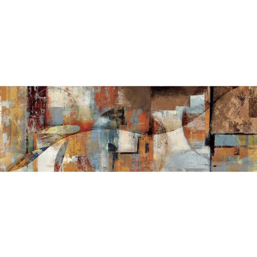 Revealed Artwork Contrast And Compare II Painting Print on Canvas
