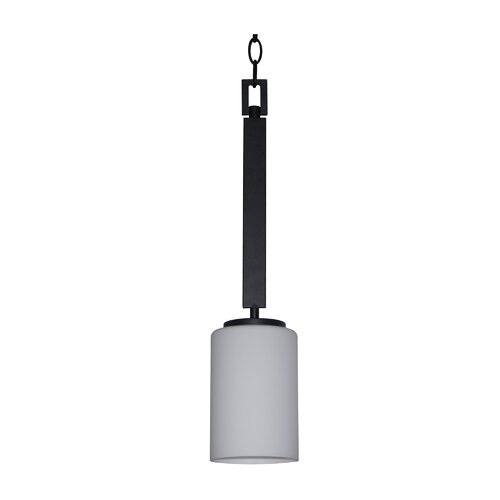 Yosemite Home Decor Panorama Trail 1 Light Mini Pendant