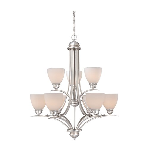 Avalon 9 Light Chandelier