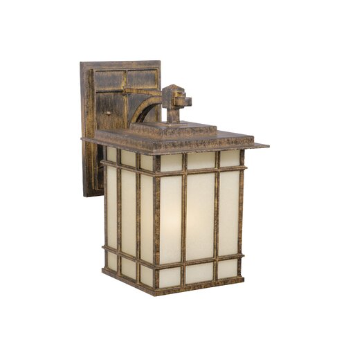 Vaxcel Manor House 4 Light Outdoor Wall Lantern