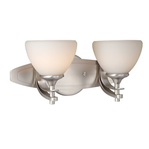 Vaxcel Sebring 2 Light Vanity Light