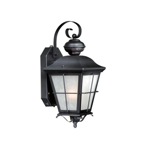 Vaxcel New Haven Outdoor 1 Light Wall Lantern