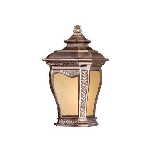 Vaxcel Acacia  3 Light Outdoor Wall Lantern