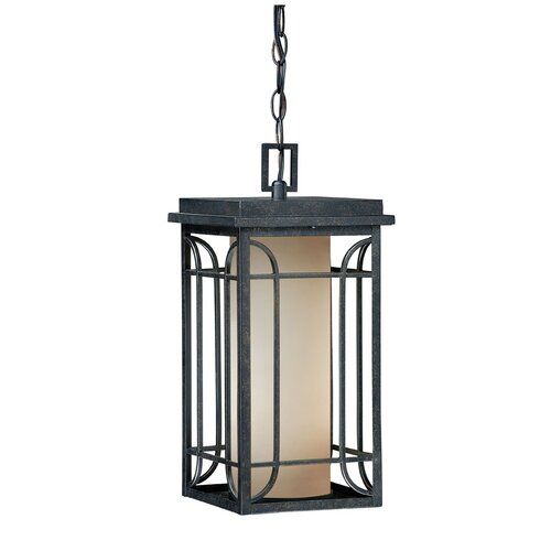 Vaxcel Newport 1 Light Outdoor Pendant