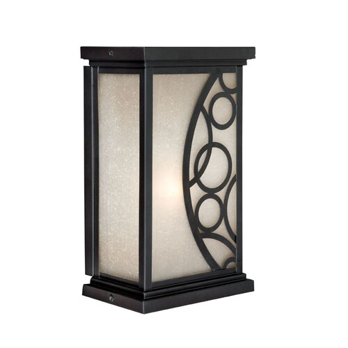 Vaxcel Prosecco Outdoor 1 Light Wall Lantern