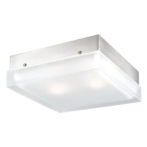 "Vaxcel Loft 3"" 2 Light Flush Mount"