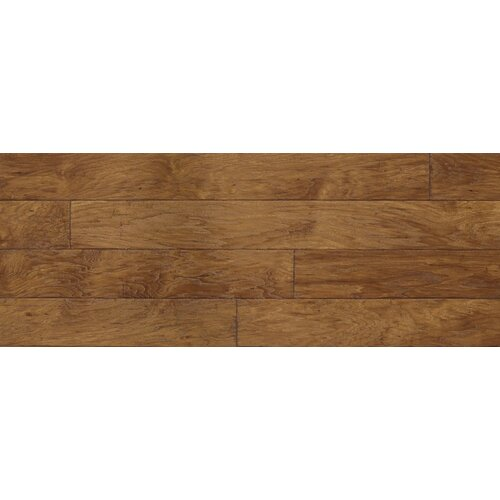 Quick-Step Sculptique 8mm Hickory Laminate in Toffee Almond