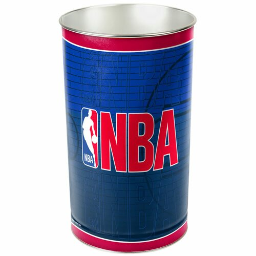 Wincraft, Inc. NBA Tapered Wastebasket