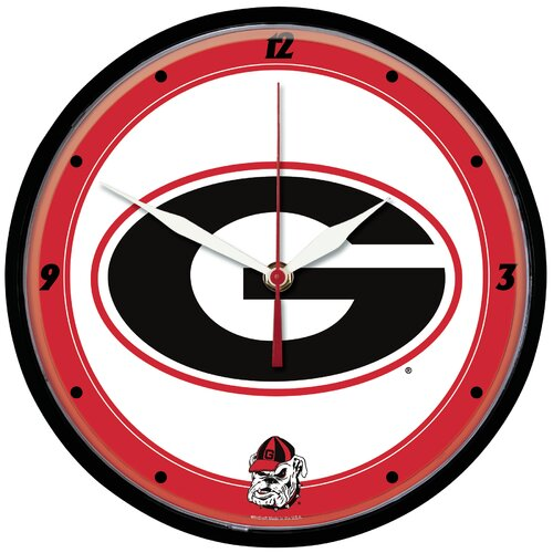 "Wincraft, Inc. NCAA 12.75"" Wall Clock"