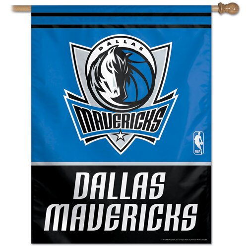 Wincraft, Inc. Dallas Mavericks Banner Flag