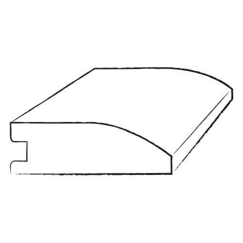 "Appalachian Flooring 0.38"" Maple Reducer Strip in Madera"