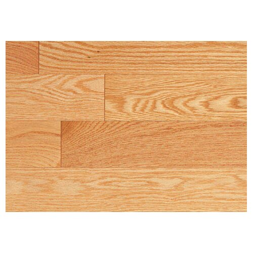 "Appalachian Flooring 0.38"" Red Oak Baby Threshold in Tumbleweed"