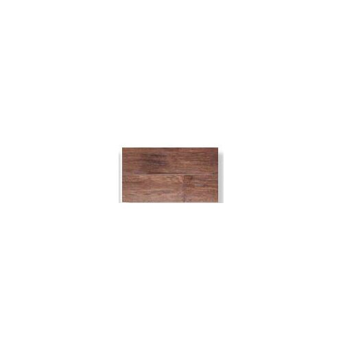LM Flooring Hickory Stair Nose in Tobacco Hand Scraped