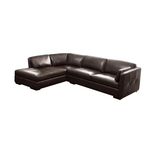 Urban Right Facing Chaise 3-Piece Sectional