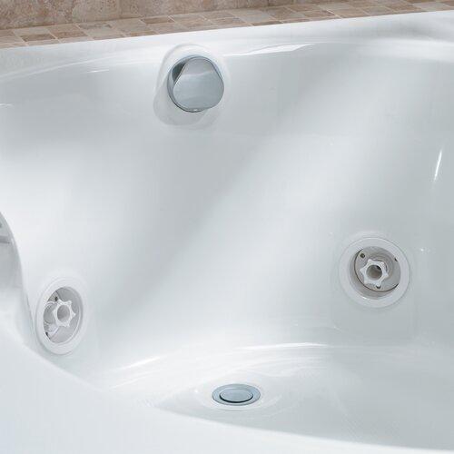 "Jacuzzi® 26"" Lift and Turn Bath Tub Drain Kit"