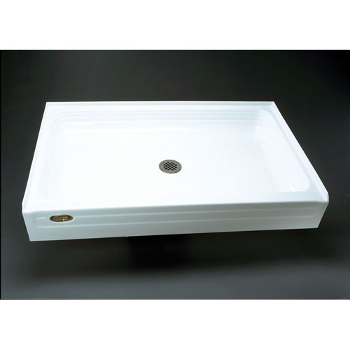 Jacuzzi® Tru-Level Rectangular Single Threshold Shower Base