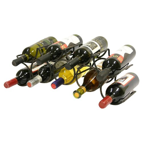 Creative Creations Xiafeng 9 Bottle Tabletop Wine Rack