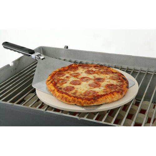 Mr. Bar-B-Q Grill Stone Pizza Kit