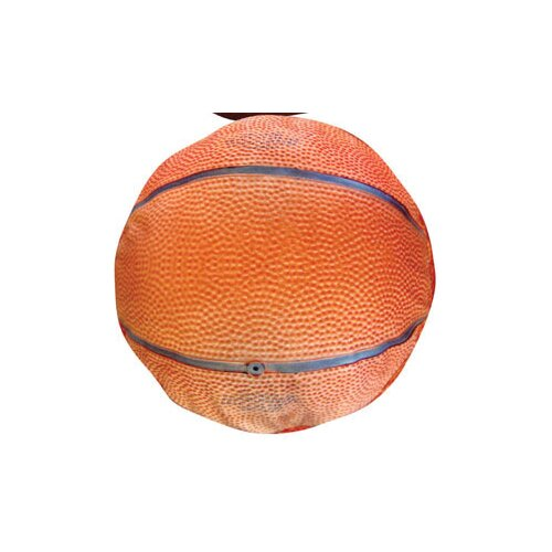 Dogzzzz Round Basketball Dog Pillow