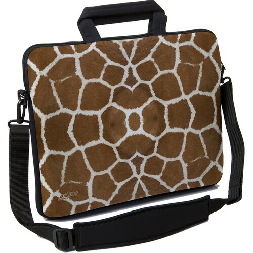 Designer Sleeves Executive Sleeves Giraffe PC Laptop Bag