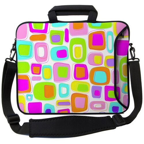 Executive Sleeves Pink Dreams PC Laptop Bag