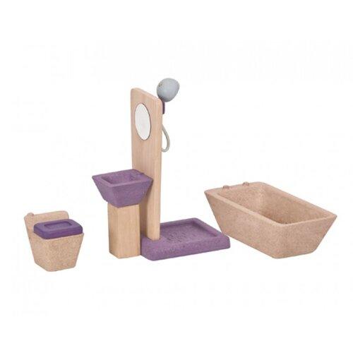 4 Piece Bathroom Furniture Play Set