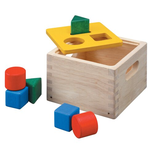 Plan Toys Preschool Shape & Sort It Out