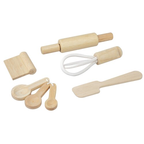 Plan Toys Activity Baking Utensils Set