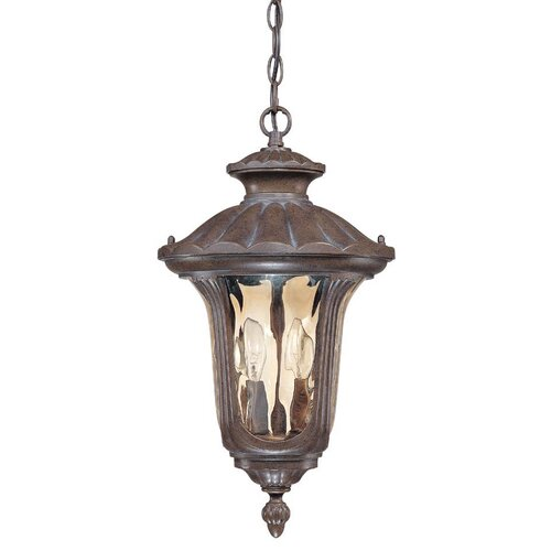Nuvo Lighting Beaumont 2 Light Hanging Lantern