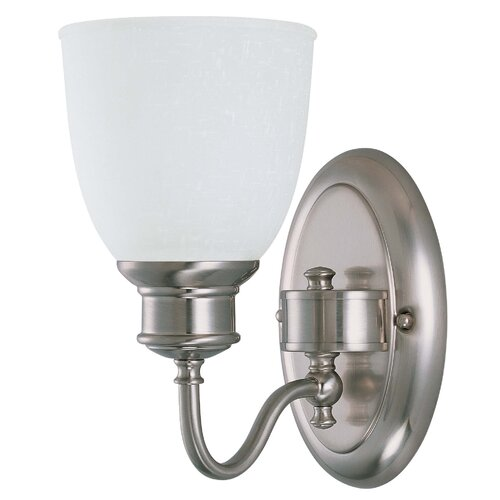 Nuvo Lighting Bella  1 Light Wall Sconce