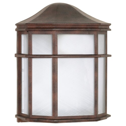 Nuvo Lighting 1 Light Wall Lantern