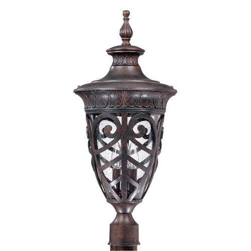 Nuvo Lighting Aston 3 Light Post Lantern