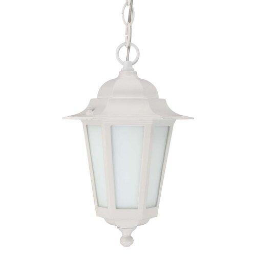 Nuvo Lighting Cornerstone Energy Star 1 Light Hanging Lantern