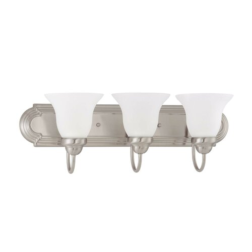 Nuvo Lighting Ballerina 3 Light Vanity Light