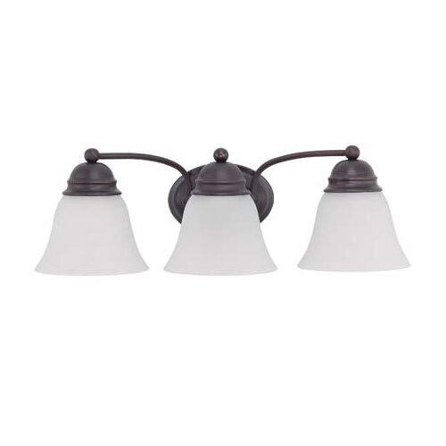 Nuvo Lighting Empire 3 Light Vanity Light