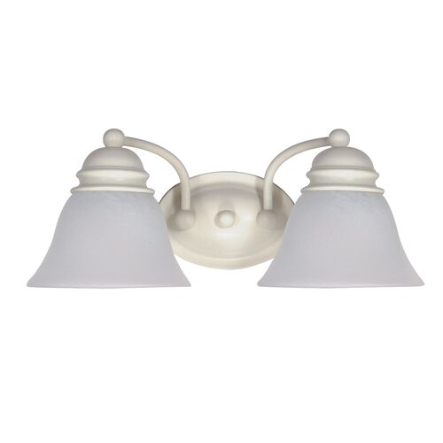 Nuvo Lighting Empire 2 Light Vanity Light