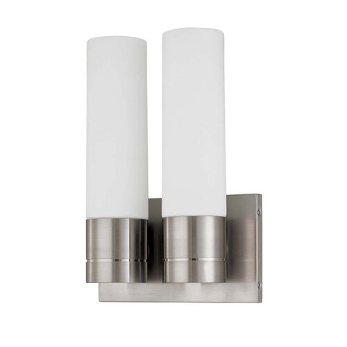 Nuvo Lighting Link 2 Light Tube Wall Sconce
