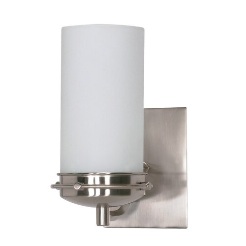 Nuvo Lighting Polaris 1 Light Wall Sconce