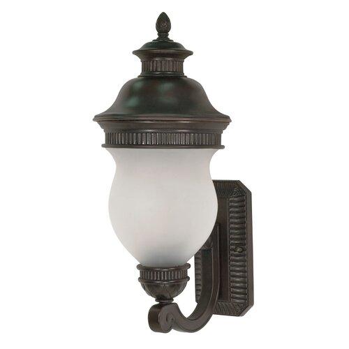 Nuvo Lighting Luxor 2 Light Wall Lantern