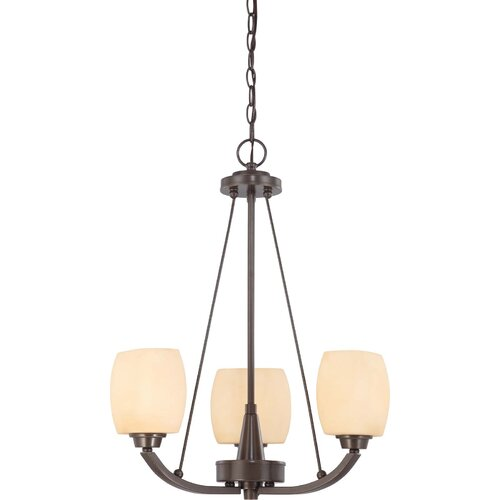 Helium 3 Light Mini Chandelier