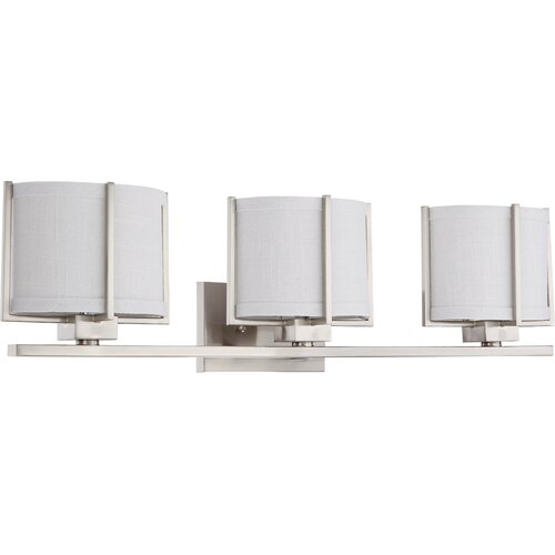 Nuvo Lighting Portia 3 Light Bath Vanity Light