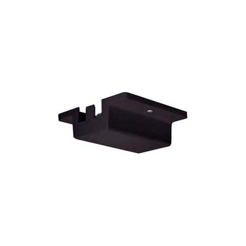 Nuvo Lighting Track Light Floating Canopy in Black