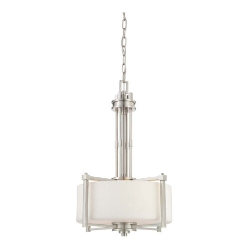 Nuvo Lighting Wright 3 Light Pendant
