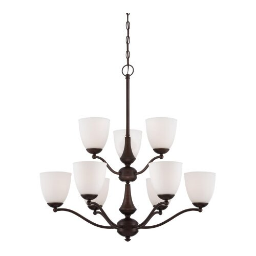Patton 9 Light Chandelier