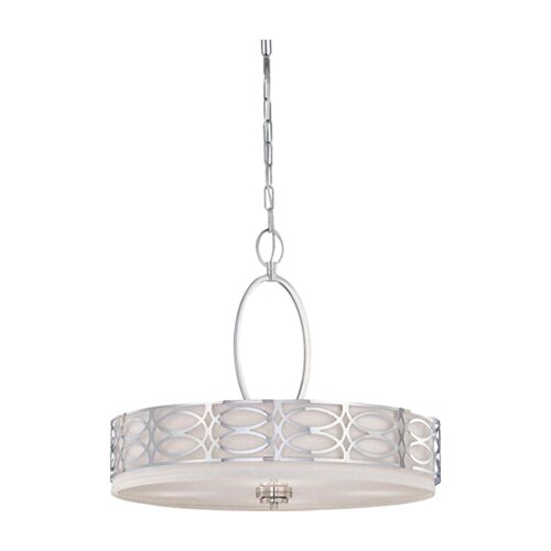 Harlow 4 Light Pendant