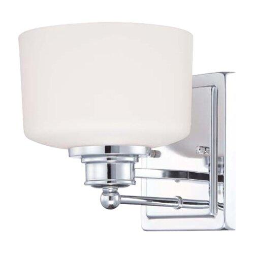 Nuvo Lighting Soho 1 Light Bath Vanity Light