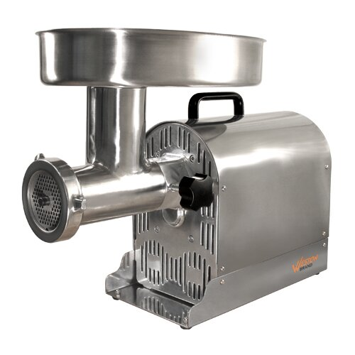 Weston Stainless Steel Pro Series Electric Meat Grinder